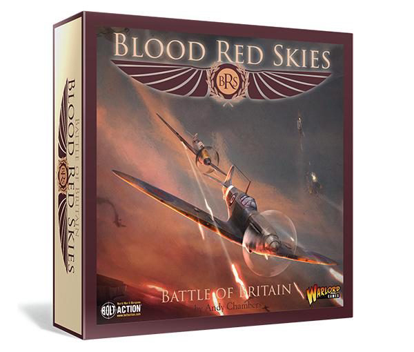 New Blood Red Skies Battle for Britain Boxed Game