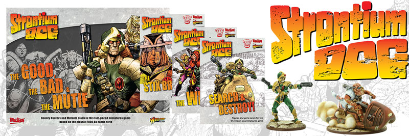 Strontium Dog collection link
