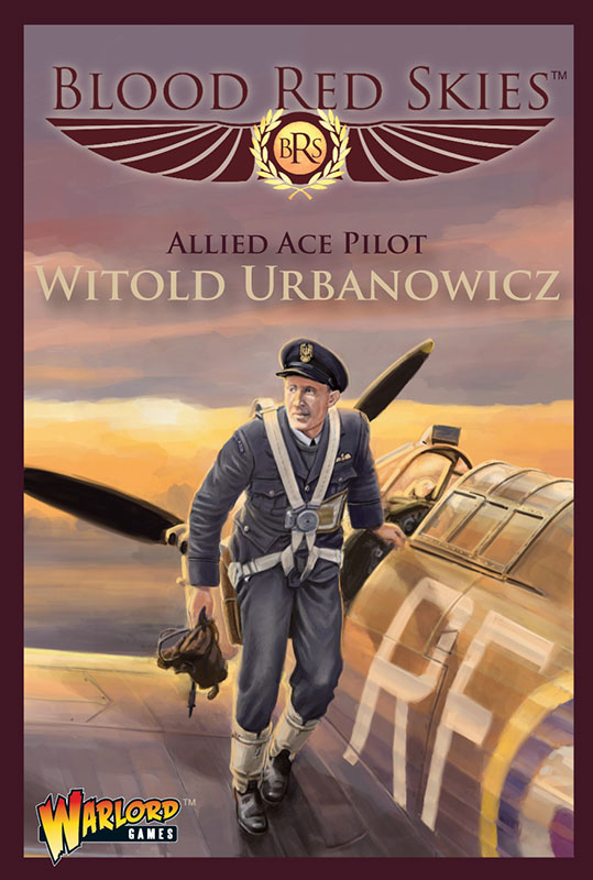 New Blood Red Skies British Hurricane Ace Witold Urbandowicz