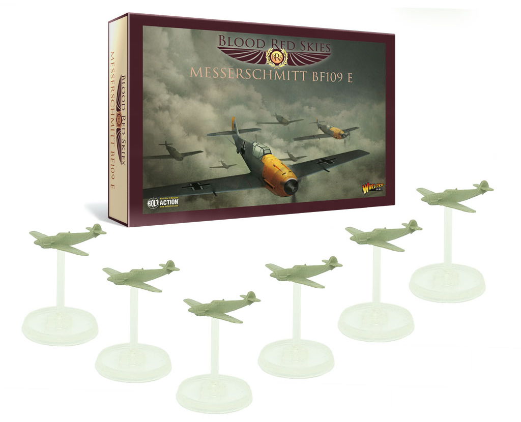 New Blood Red Skies German Messerschmitt Squadron
