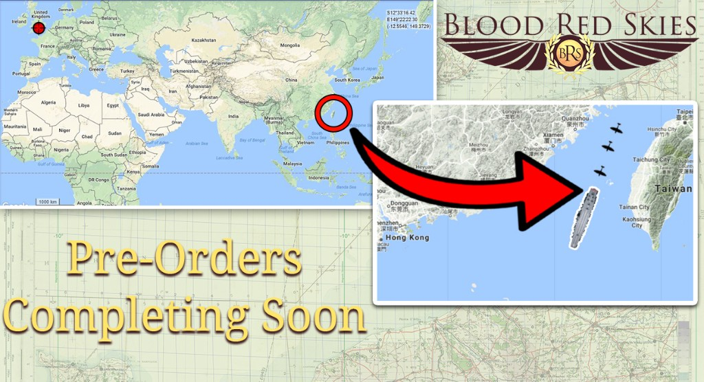 Blood Red Skies Update article