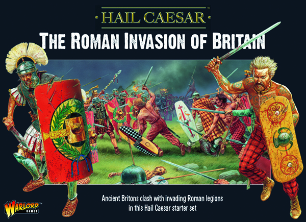 Coming Soon - New Roman Invasion of Britain Box Lid