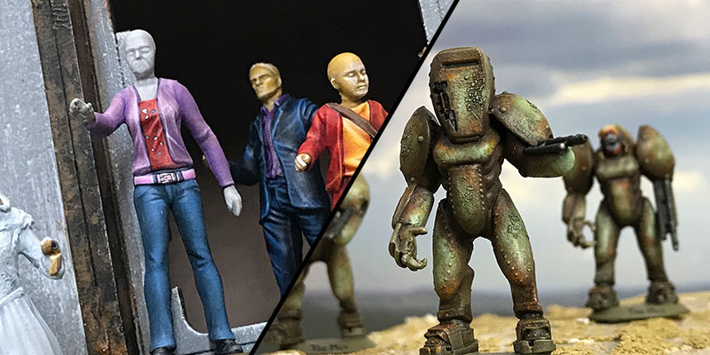 Doctor Who The Mire and Autons