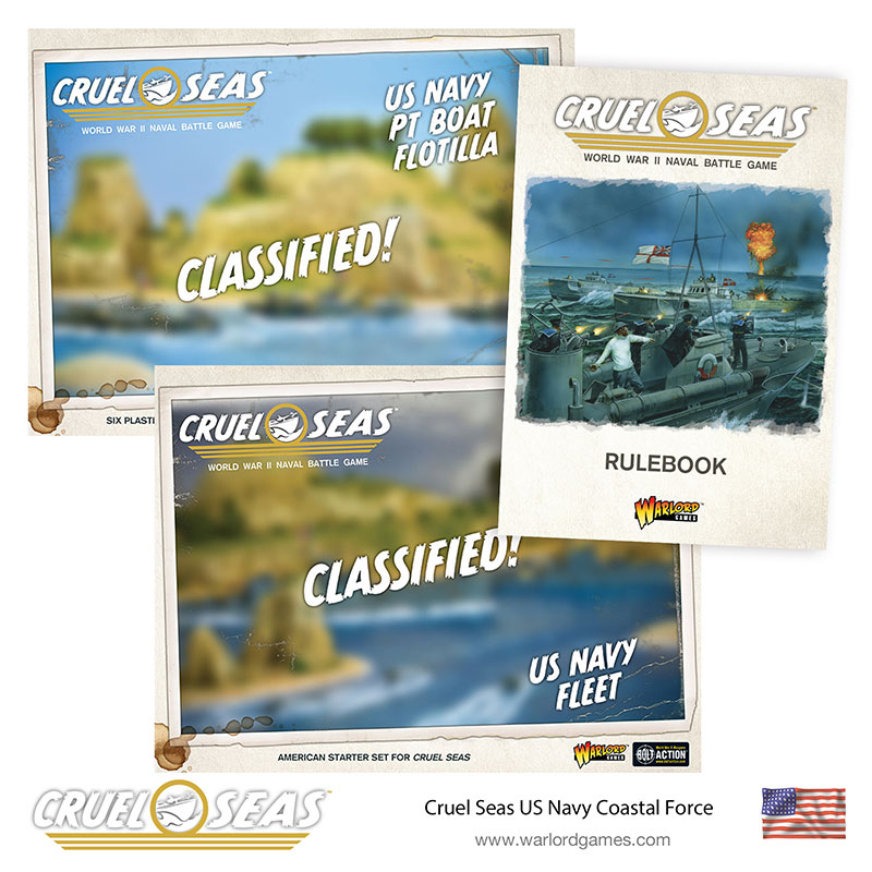 Pre-order Cruel Seas US Navy Coastal Force