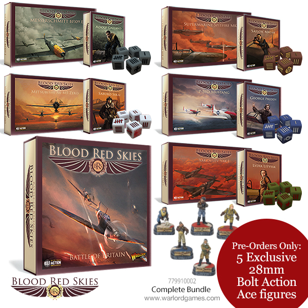 Blood Red Skies Complete Bundle