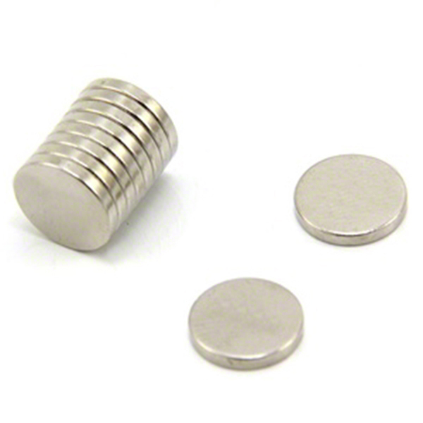 New Hobby Supplies Tank Turret Magnets 10mm Dia x 1.5mm Thickness 1KG Pull