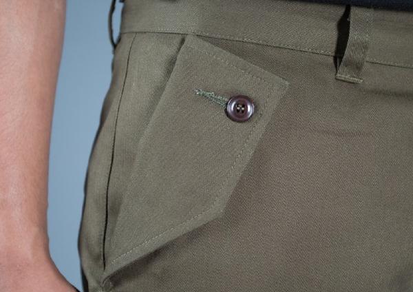 Olive Saito Shorts