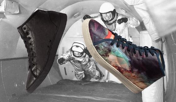 Lightweight Tyvek Shoes