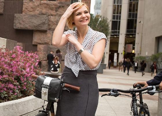 Bike to Work Skirt