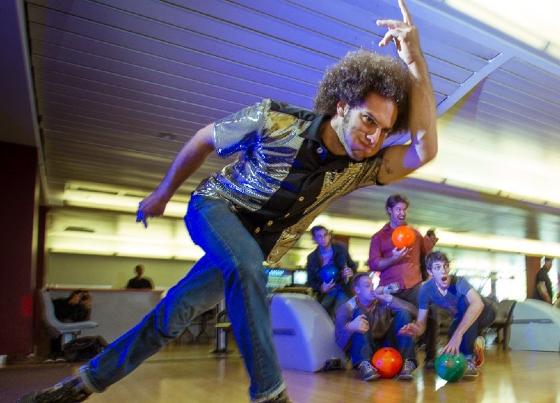 Disco Bowling Shirt