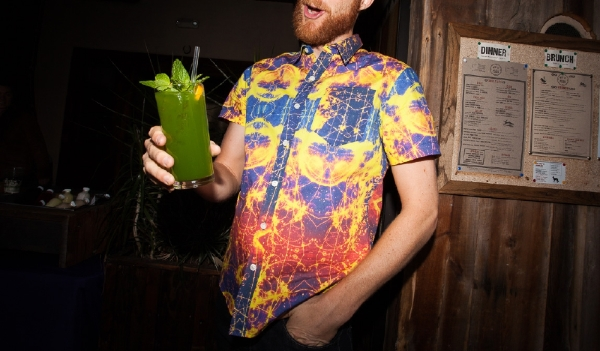 Accelerator Hawaiian Shirt