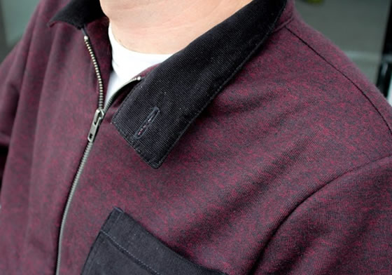 Our new Hemp Fleece Jacket