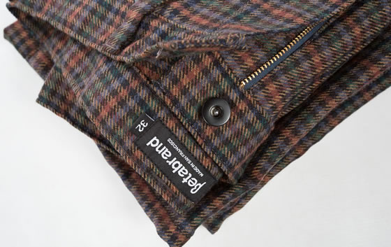 Size 32 Project — Plaid Edition