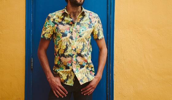 Men's Haeckeloha Shirt