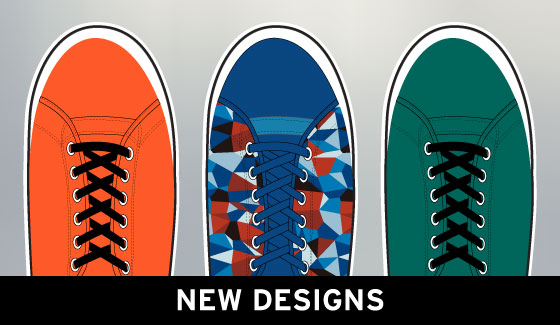 New shoes designs from UT.LAB