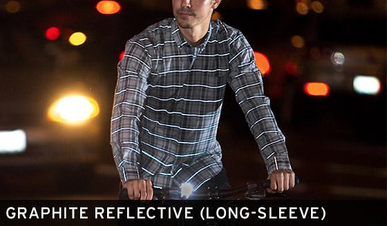 Graphite Reflective Shirt (Long-Sleeve)