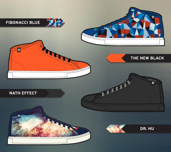 Shoe-Design Finalists