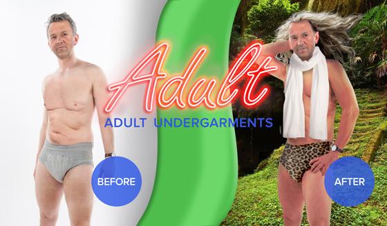 Adult Adult Undergarments