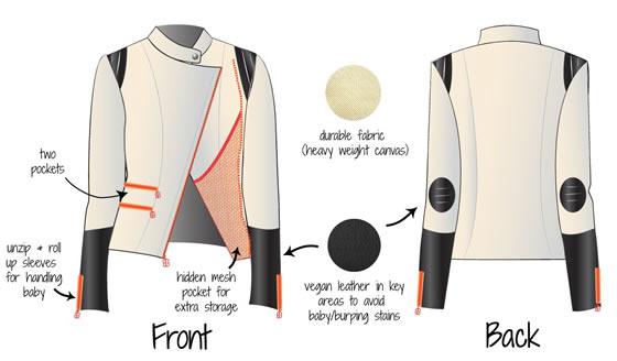 Badass-Mother Biker Jacket