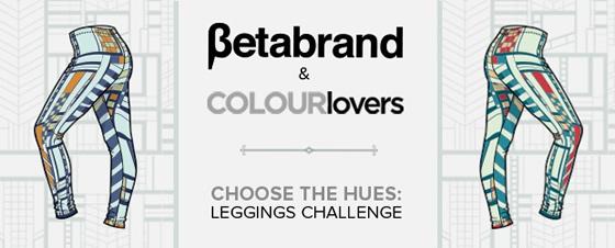 COLOURlovers/Betabrand Leggings Challenge