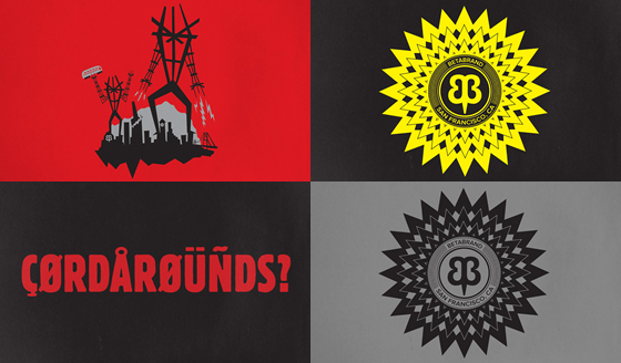 Four thrilling new Betabrand T-shirts!