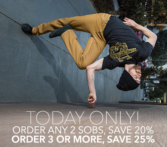 Save on ALL Betabrand Sons of Britches Pants!