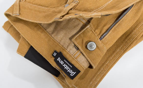 Macro shot of Haboob Sons of Britches: Men's Pants from Betabrand