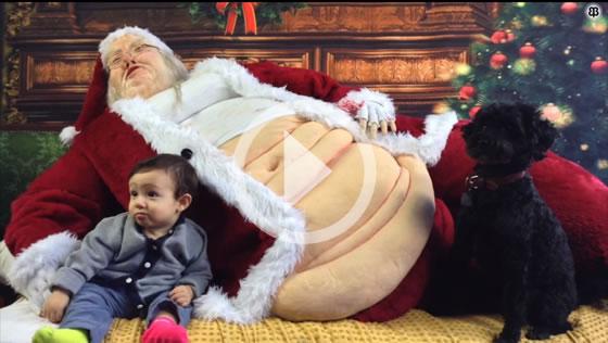 Santa The Hutt Video