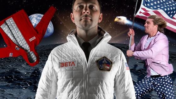 Space Jacket, Supersucker Blazer