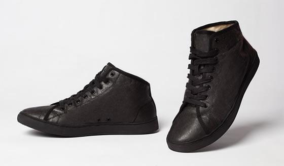 Nath Effect Tyvek Shoe