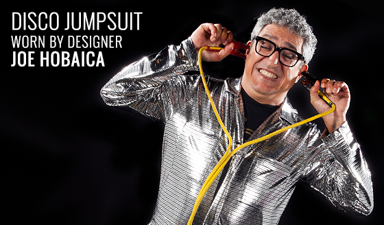 New In Crowdfunding: Disco Jumpsuit