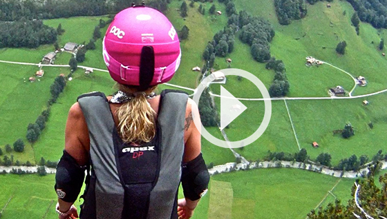 BASE Jumping Video