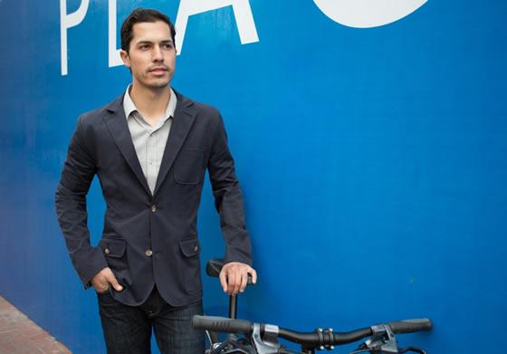 Bike to Work Blazer