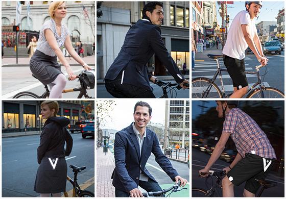 New, Crowdfundable Bike to Workwear