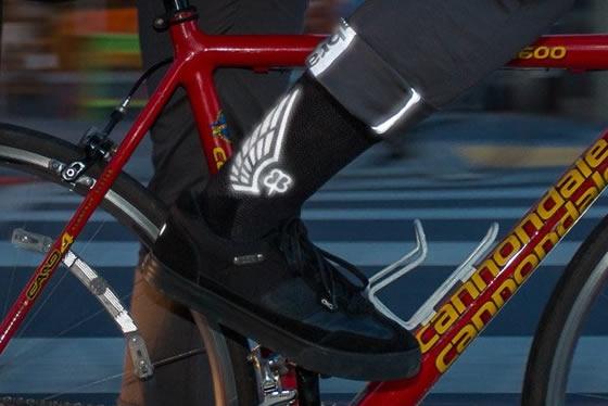 Bike to Work Socks