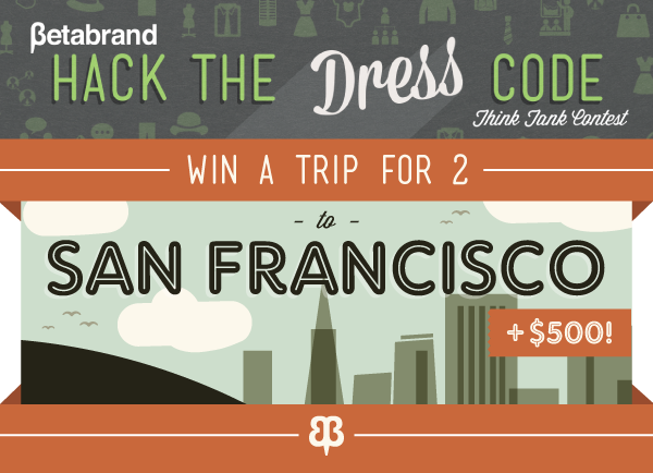 'Hack The Dress Code' Contest