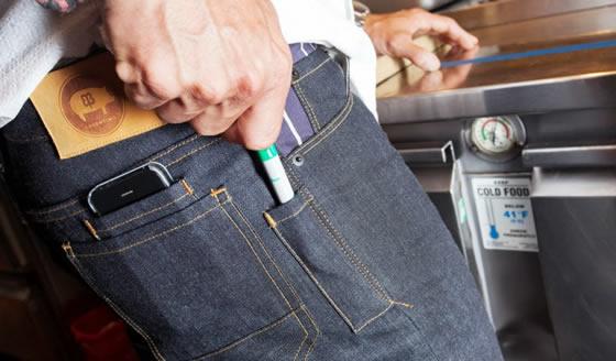 Tastiest Think Tank Idea: Chris Cosentino's Chef Jeans