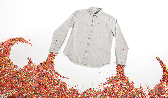 Point Reyes Button-Up
