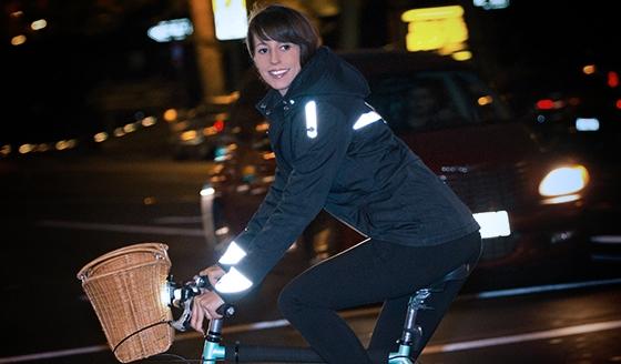 Women's Bike to Work Jacket