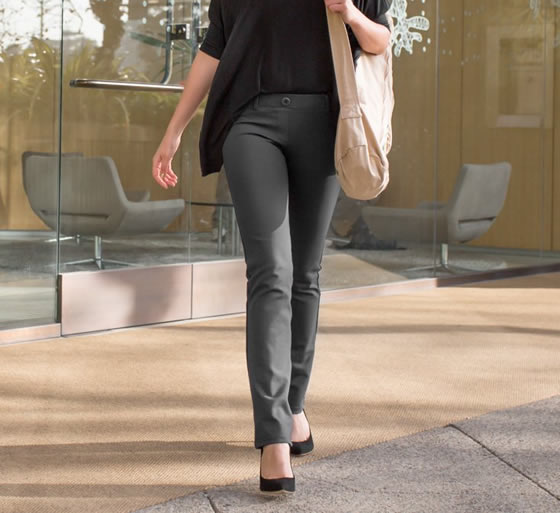 Best Think Tank Idea #2: Sarah James's Dress Pant Yoga Pants