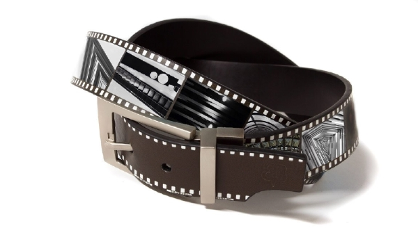 Reversible Photo Belt