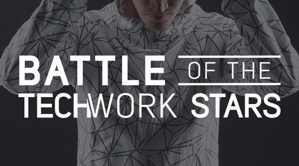Crowdfund 5 new TechWork designs!