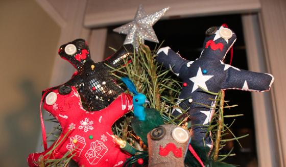 Holiday Voodoo Dolls