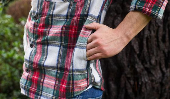 The New Plaid-Plus Flannel Shirt