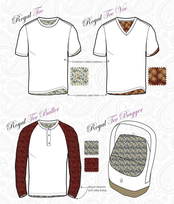 The RoyalTee Collection