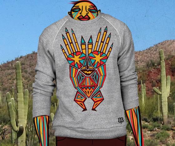 The Dweller Sweatshirt