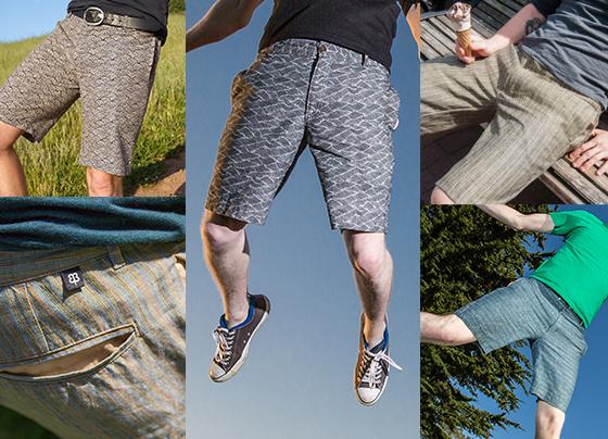 Five Fantastic New Shorts!