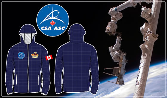 Space Jacket Color Poll