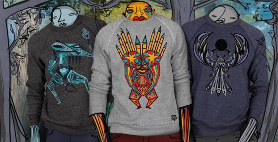 New Graphic Sweatshirts