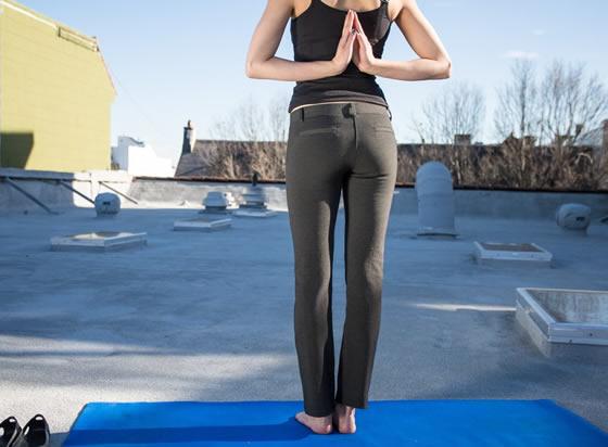 Dress Pant Yoga Pants
